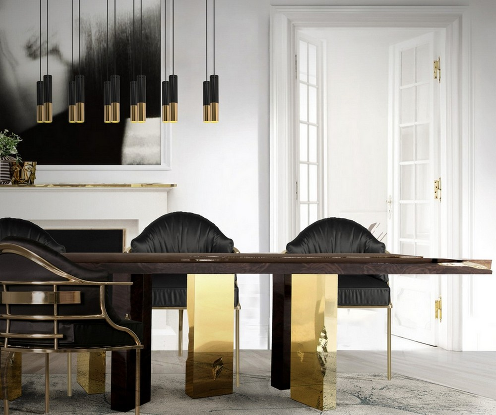 luxury dining tables Luxury Dining Tables Inspired by History empire 1