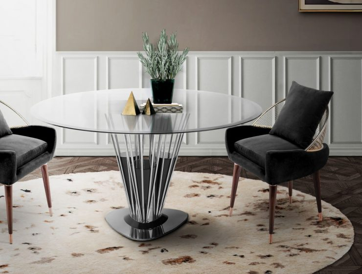 How To Use Contemporary Neutrals In Your Dining Room dining room How To Use Contemporary Neutrals In Your Dining Room featured 2020 04 28T163715