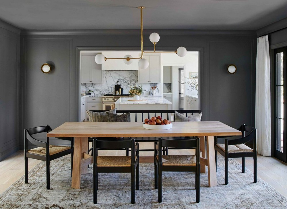 A Laid Back California Aesthetic: Dining Rooms by Amber Interiors amber interiors A Laid Back California Aesthetic: Dining Rooms by Amber Interiors 3 amber lewis