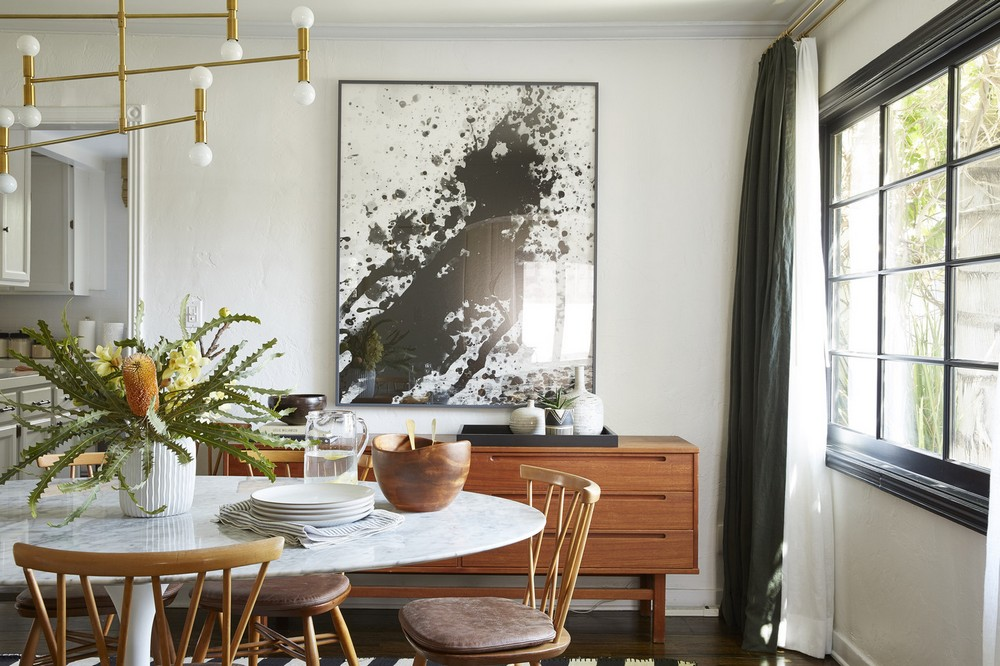 A Laid Back California Aesthetic: Dining Rooms by Amber Interiors amber interiors A Laid Back California Aesthetic: Dining Rooms by Amber Interiors 5 lonny