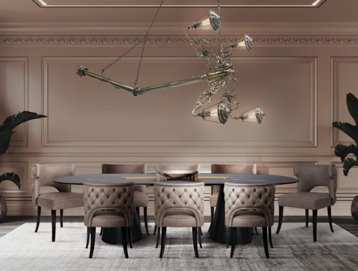 Design That's Barely There: Dining Room Ideas With Nude Tones dining room ideas Design That's Barely There: Dining Room Ideas With Nude Tones featured 2020 06 16T112105 dining tables & chairs Home page featured 2020 06 16T112105