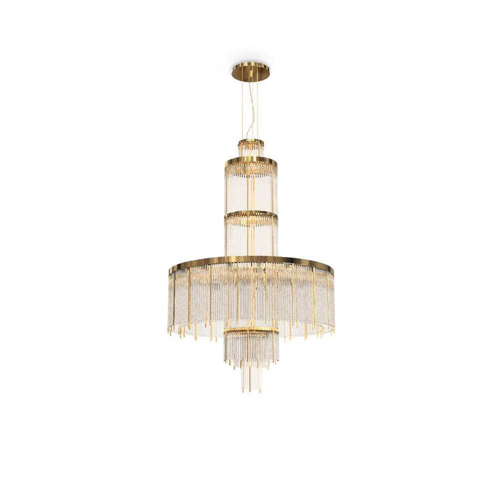ovadia design group Ovadia Design Group: Inventive Ideas For Timeless Dining Rooms pharo chandelier luxxu 01