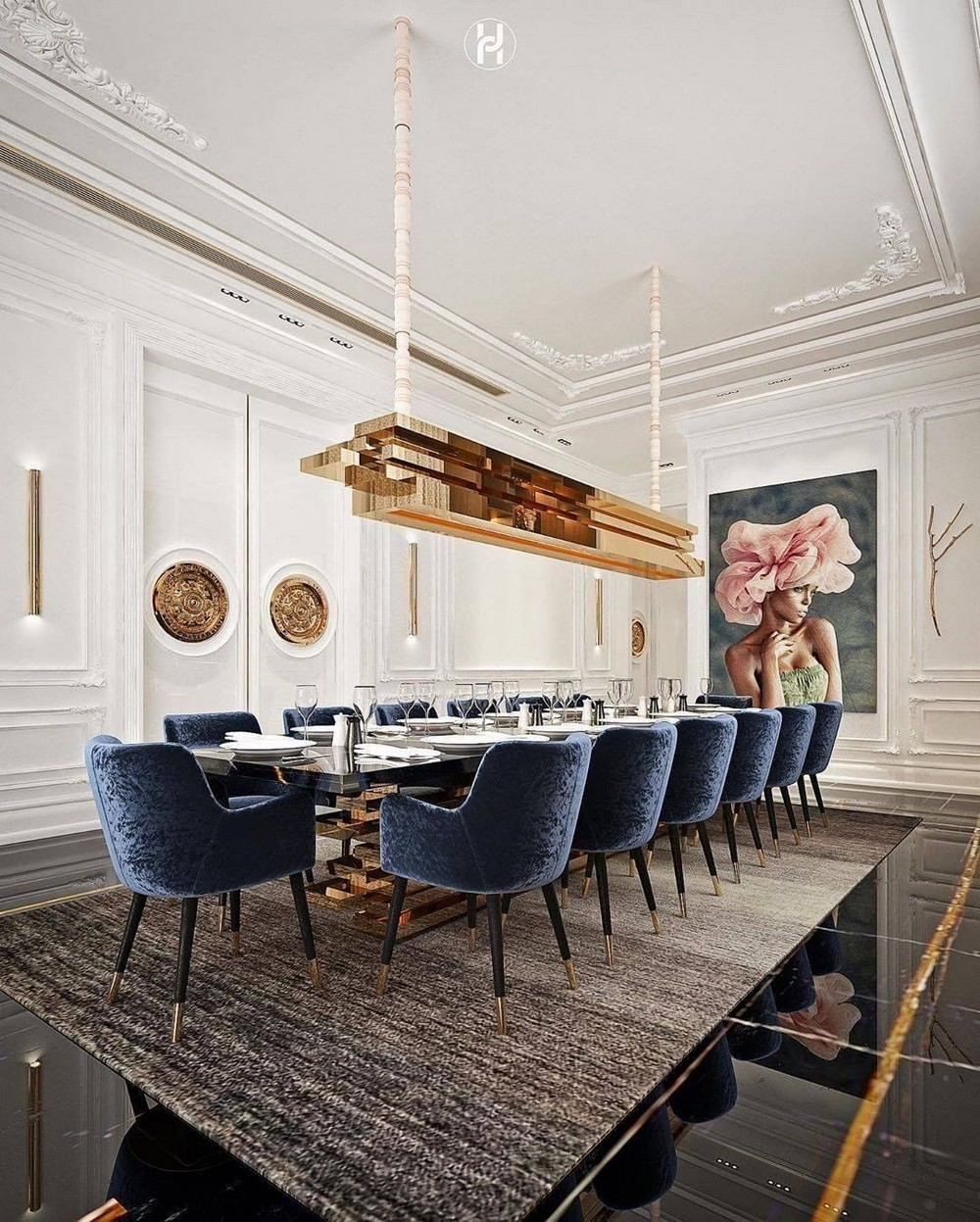 The Best Dining Room Designs You Will Find On Instagram dining room designs The Best Dining Room Designs You Will Find On Instagram 104410785 152957119675363 3592945543743635605 n