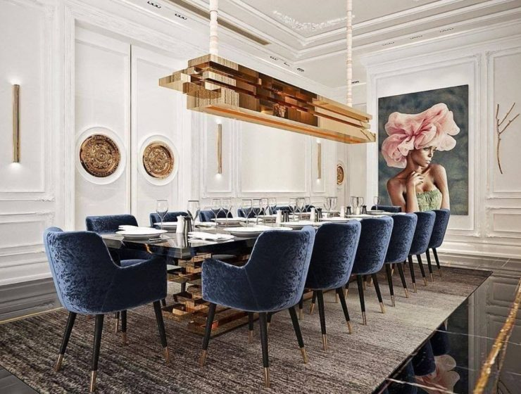 The Best Dining Room Designs You Will Find On Instagram dining room designs The Best Dining Room Designs You Will Find On Instagram featured 2020 07 22T102814 dining tables & chairs Home page featured 2020 07 22T102814