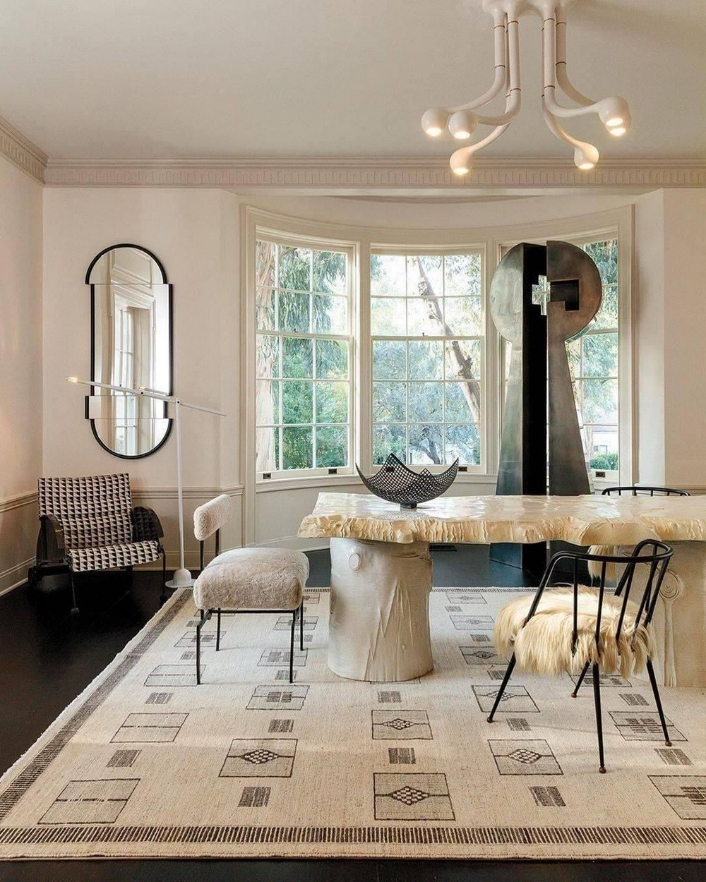 The Best Dining Room Designs You Will Find On Instagram dining room designs The Best Dining Room Designs You Will Find On Instagram kelly weratsler