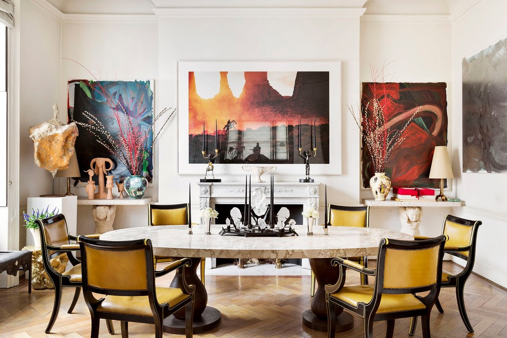 The Best Dining Room Designs You Will Find On Instagram dining room designs The Best Dining Room Designs You Will Find On Instagram top designer dining room 1