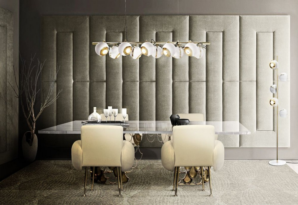 The Top 6 Trending Dining Room Ideas dining room ideas The Top 6 Trending Dining Room Ideas attention to dsetails