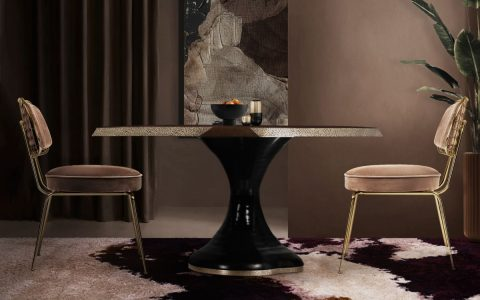 Voguish and Unexpected: Contemporary Dining Rooms You Will Love contemporary dining rooms Voguish and Unexpected: Contemporary Dining Rooms You Will Love featured 2020 08 12T101024