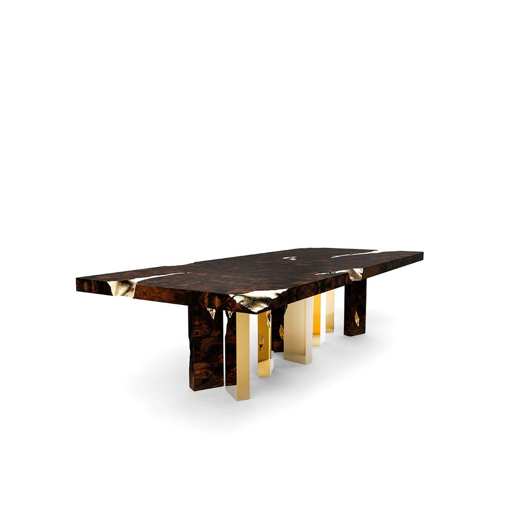 Luxury Dining Tables For Thanksgiving Day luxury dining tables Luxury Dining Tables For Thanksgiving Day empire dining table boca do lobo 01 2