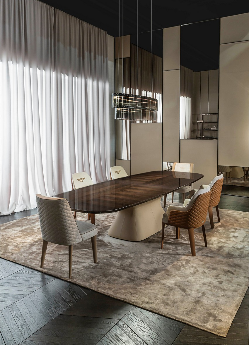 Top Luxury Furniture Brands For An Imposing Dining Room dining room Top Luxury Furniture Brands For An Imposing Dining Room bentley dining room 1 1523672755 grande