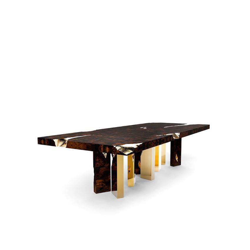 Top Luxury Furniture Brands For An Imposing Dining Room dining room Top Luxury Furniture Brands For An Imposing Dining Room empire dining table boca do lobo 01