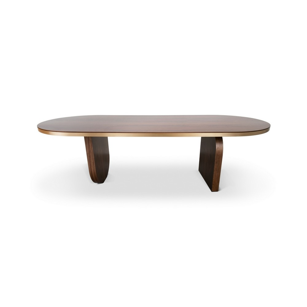 The New Mid-century Collection By Studiopepe and Essential Home studiopepe The New Mid-century Collection By Studiopepe and Essential Home ezra dining table essential home 01
