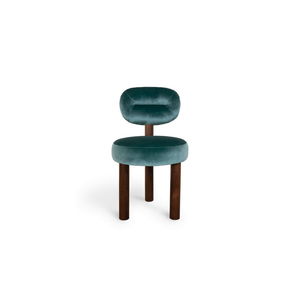 The New Mid-century Collection By Studiopepe and Essential Home studiopepe The New Mid-century Collection By Studiopepe and Essential Home henry dining chair essential home 01
