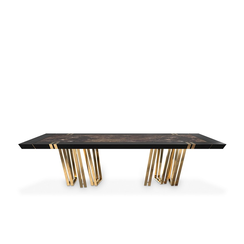Top Luxury Furniture Brands For An Imposing Dining Room dining room Top Luxury Furniture Brands For An Imposing Dining Room lx apotheosis dining table 1
