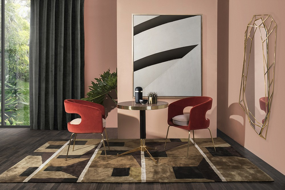 7 Rules For A Mid-century Dining Room With A Contemporary Twist mid-century dining room 7 Rules For A Mid-century Dining Room With A Contemporary Twist connect glamour and noistalgia for an unexpected effect