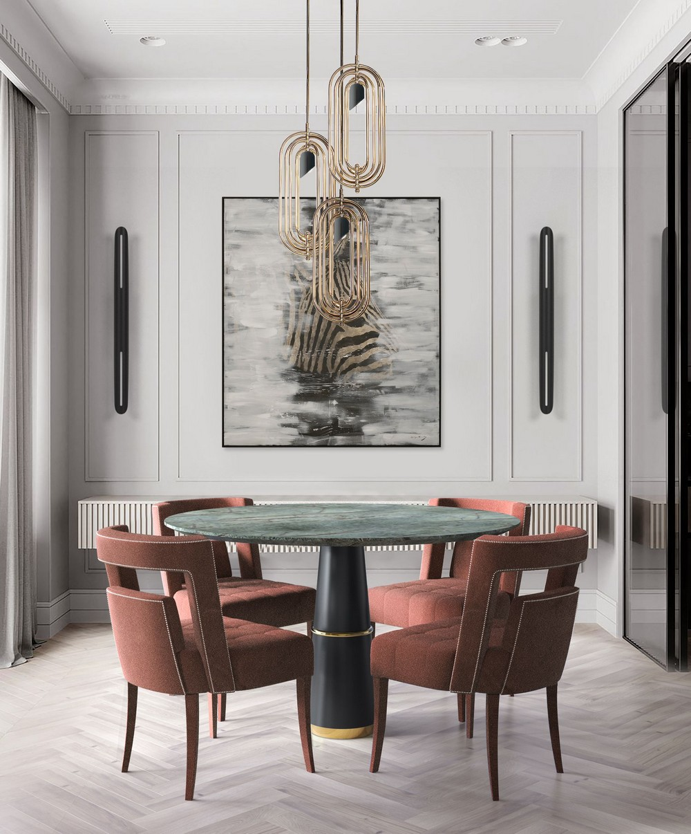 A Selection of Colorful Luxury Furniture For Your Dining Room luxury furniture A Selection of Colorful Luxury Furniture For Your Dining Room naj