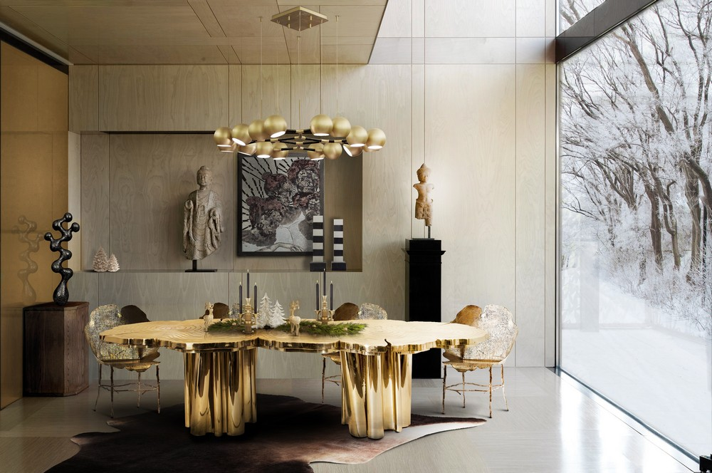 dining room ideas Christmas Is Here: Dining Room Ideas For An Unforgettable Celebration Image 2
