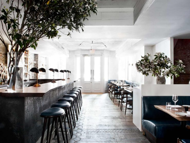 Forward-Thinking Design: Restaurants by Alexander Waterworth Interiors alexander waterworth interiors Forward-Thinking Design: Restaurants by Alexander Waterworth Interiors featured 2020 12 03T162717