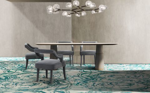 dining tables 2020 In Retrospective: The Best Dining Tables and Chairs featured 2020 12 14T142300