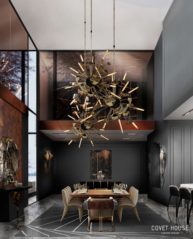 An 8.5 Million Modern Classic Villa by Covet House covet house An 8.5 Million Modern Classic Villa by Covet House 7