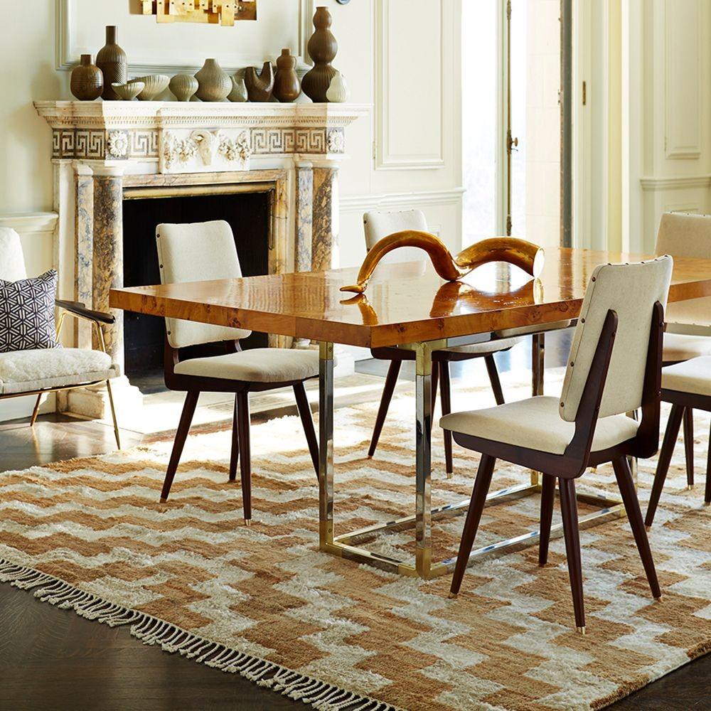 The Perfect Element For Stylish Settings: 25 Dining Tables You'll Love dining tables The Perfect Element For Stylish Settings: 25 Dining Tables You'll Love BOND ADLER