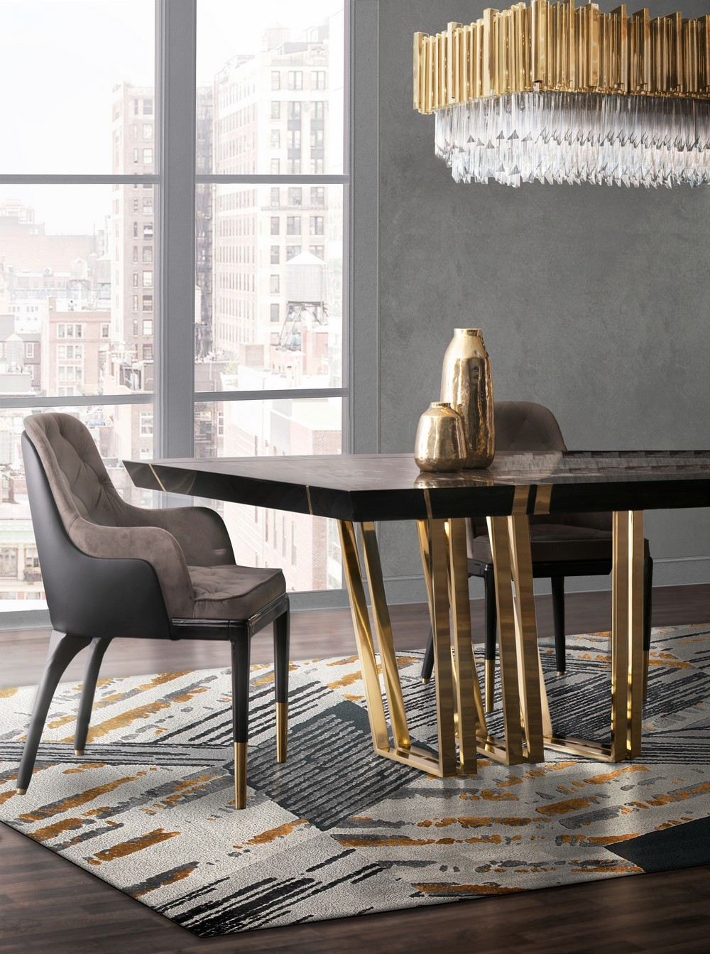 The Perfect Element For Stylish Settings: 10 Dining Tables You'll Love dining tables The Perfect Element For Stylish Settings: 25 Dining Tables You'll Love LX empire snooker 2