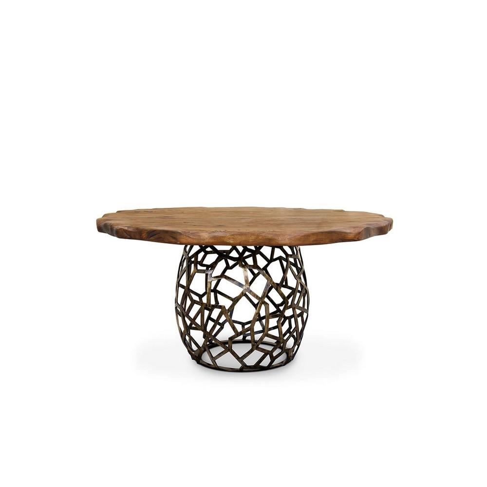 The Perfect Element For Stylish Settings: 10 Dining Tables You'll Love dining tables The Perfect Element For Stylish Settings: 25 Dining Tables You'll Love apis dining table brabbu 01