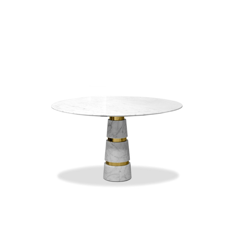 The Perfect Element For Stylish Settings: 10 Dining Tables You'll Love dining tables The Perfect Element For Stylish Settings: 25 Dining Tables You'll Love avalanche dining table koket 01