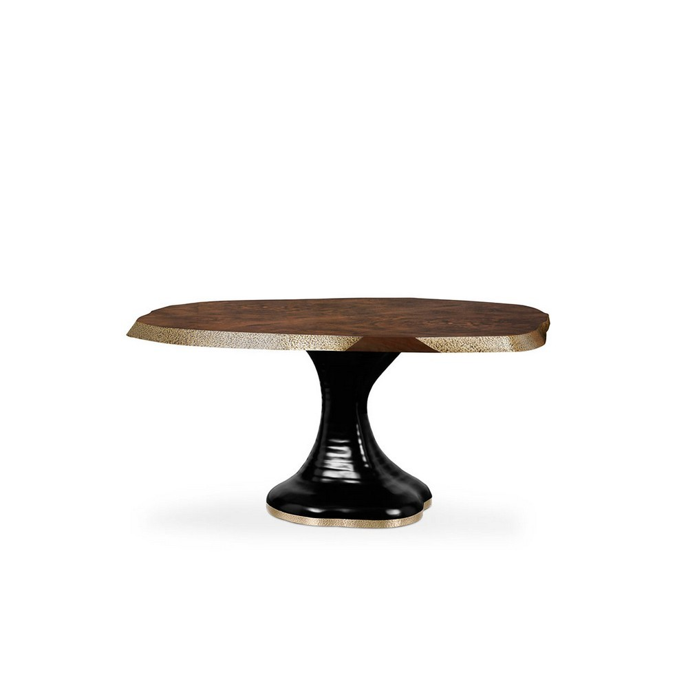 The Perfect Element For Stylish Settings: 25 Dining Tables You'll Love dining tables The Perfect Element For Stylish Settings: 25 Dining Tables You'll Love bb plateau dining table 2 imagem principal