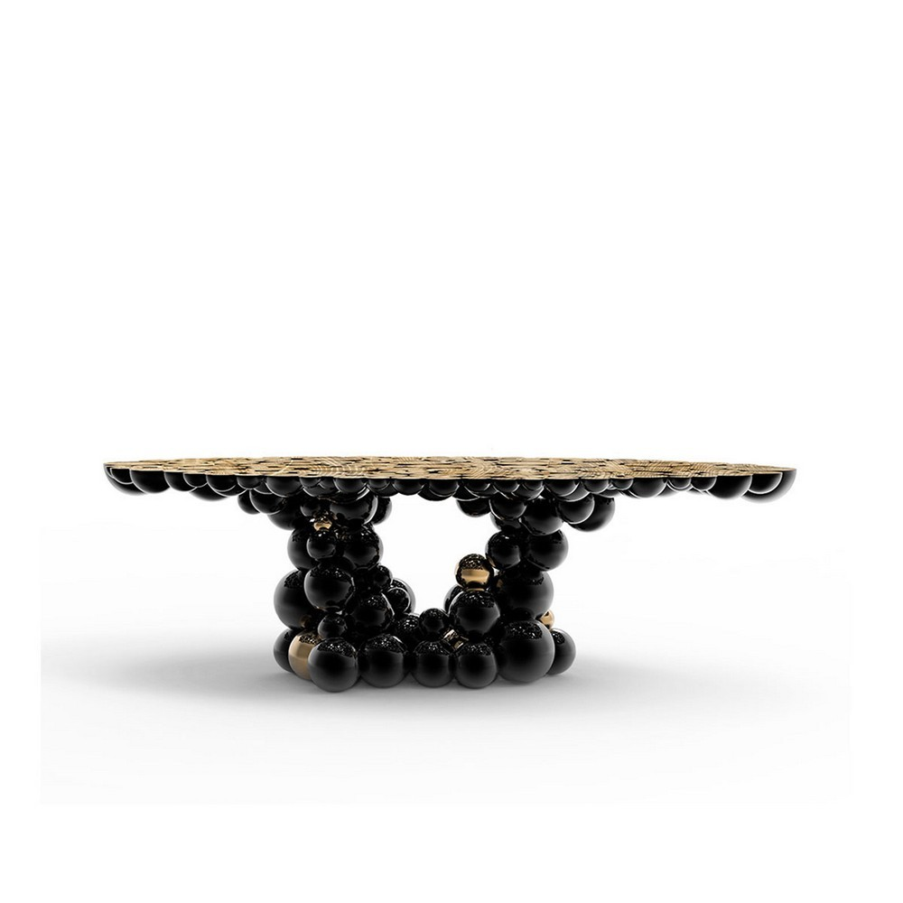 The Perfect Element For Stylish Settings: 25 Dining Tables You'll Love