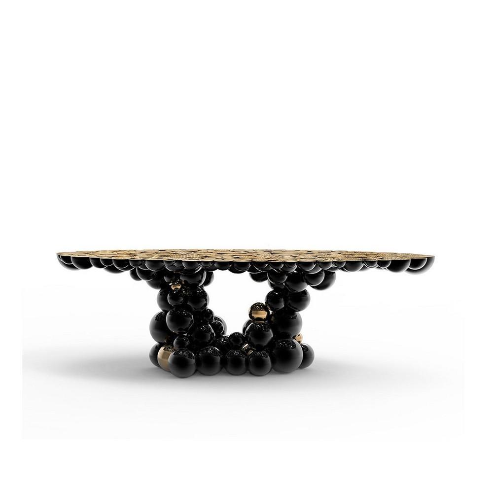 The Perfect Element For Stylish Settings: 25 Dining Tables You'll Love dining tables The Perfect Element For Stylish Settings: 25 Dining Tables You'll Love bocadolobo newton dining table imagem principal 3