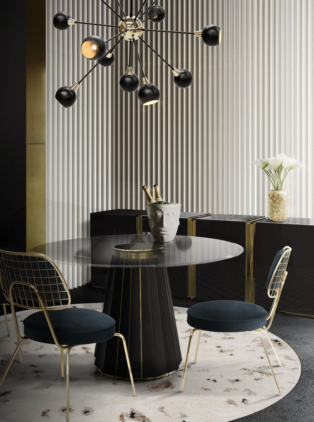 dining tables The Perfect Element For Stylish Settings: 25 Dining Tables You'll Love eSqU7AHQ