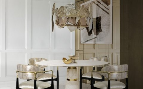 The Perfect Element For Stylish Settings: 10 Dining Tables You'll Love dining tables The Perfect Element For Stylish Settings: 10 Dining Tables You'll Love featured 2021 01 06T100730