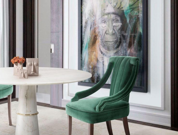 Luxury Dining Chairs To Transform Your Next Dining Room Project dining chairs Luxury Dining Chairs To Transform Your Next Dining Room Project featured 2021 01 07T173630