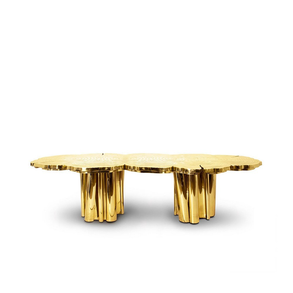The Perfect Element For Stylish Settings: 25 Dining Tables You'll Love dining tables The Perfect Element For Stylish Settings: 25 Dining Tables You'll Love fortuna2
