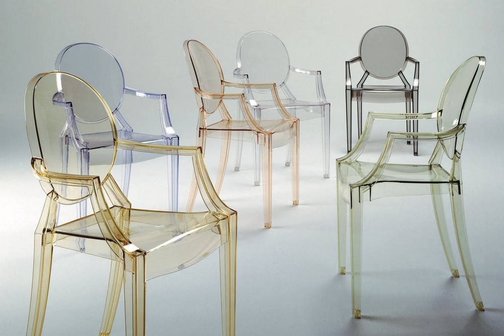 Luxury Dining Chairs To Transform Your Next Dining Room Project dining chairs Luxury Dining Chairs To Transform Your Next Dining Room Project ghost starck