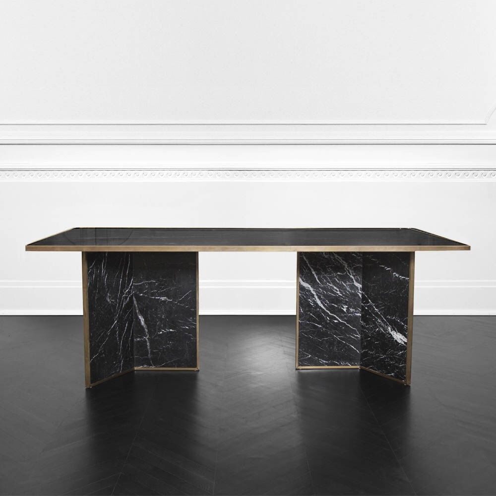 The Perfect Element For Stylish Settings: 25 Dining Tables You'll Love dining tables The Perfect Element For Stylish Settings: 25 Dining Tables You'll Love liaison