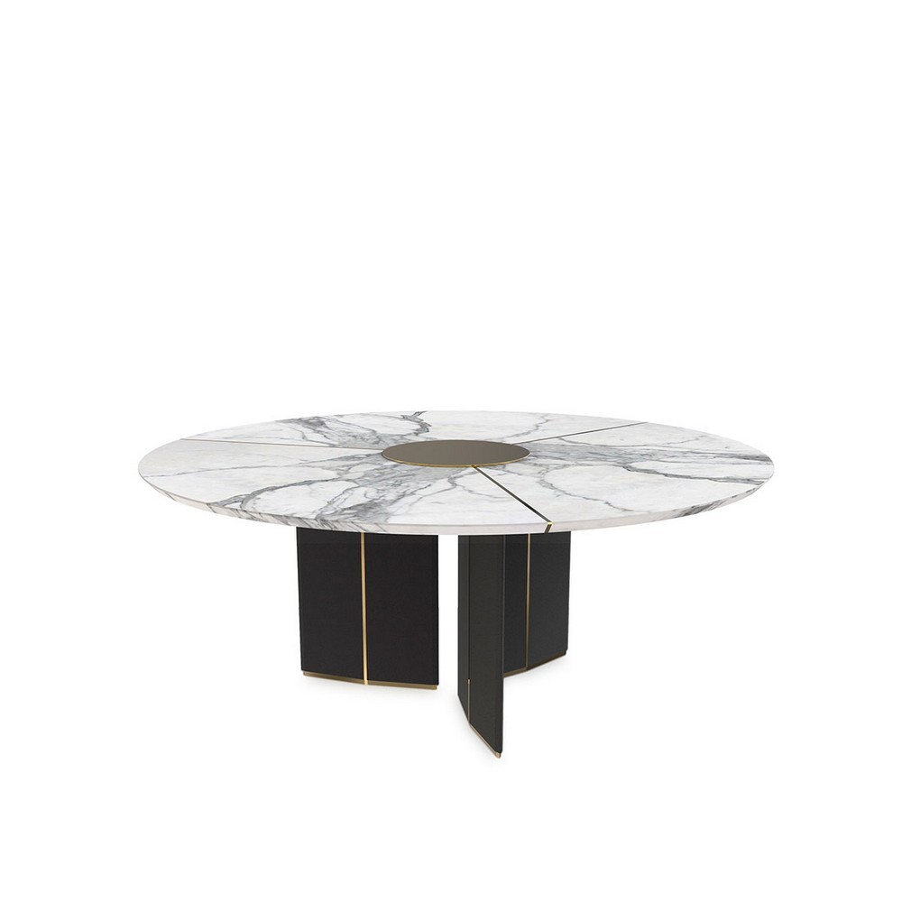The Perfect Element For Stylish Settings: 25 Dining Tables You'll Love dining tables The Perfect Element For Stylish Settings: 25 Dining Tables You'll Love lx algerone dining table imagem principal