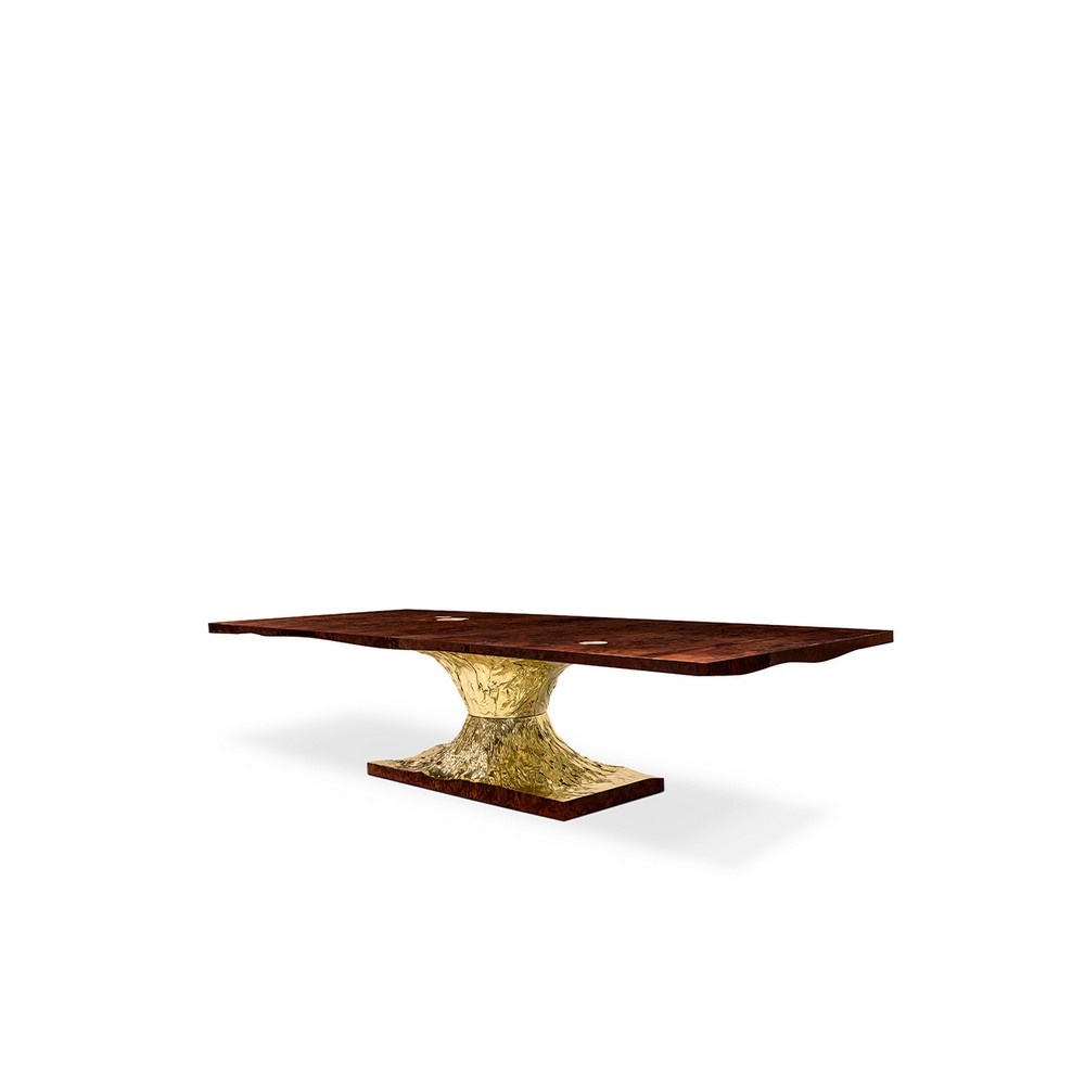 An 8.5 Million Modern Classic Villa by Covet House covet house An 8.5 Million Modern Classic Villa by Covet House metamorphosis dining table 02 hr