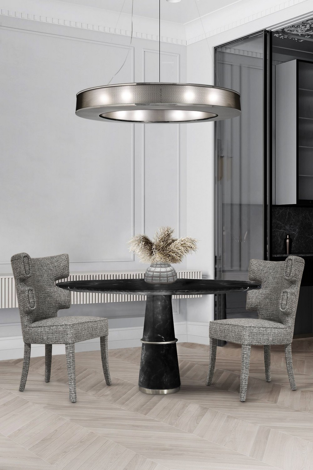 Luxury Dining Chairs To Transform Your Next Dining Room Project dining chairs Luxury Dining Chairs To Transform Your Next Dining Room Project n9Uk0mfg