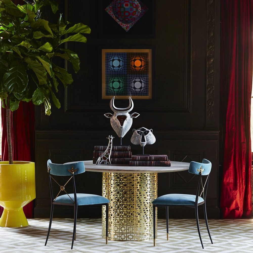 The Perfect Element For Stylish Settings: 25 Dining Tables You'll Love dining tables The Perfect Element For Stylish Settings: 25 Dining Tables You'll Love nixon