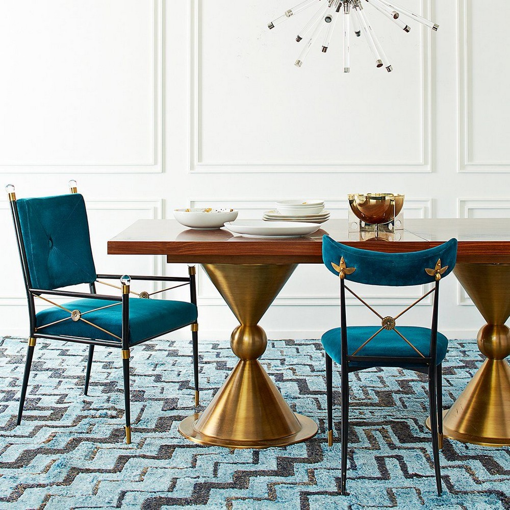 Luxury Dining Chairs To Transform Your Next Dining Room Project dining chairs Luxury Dining Chairs To Transform Your Next Dining Room Project rider adler