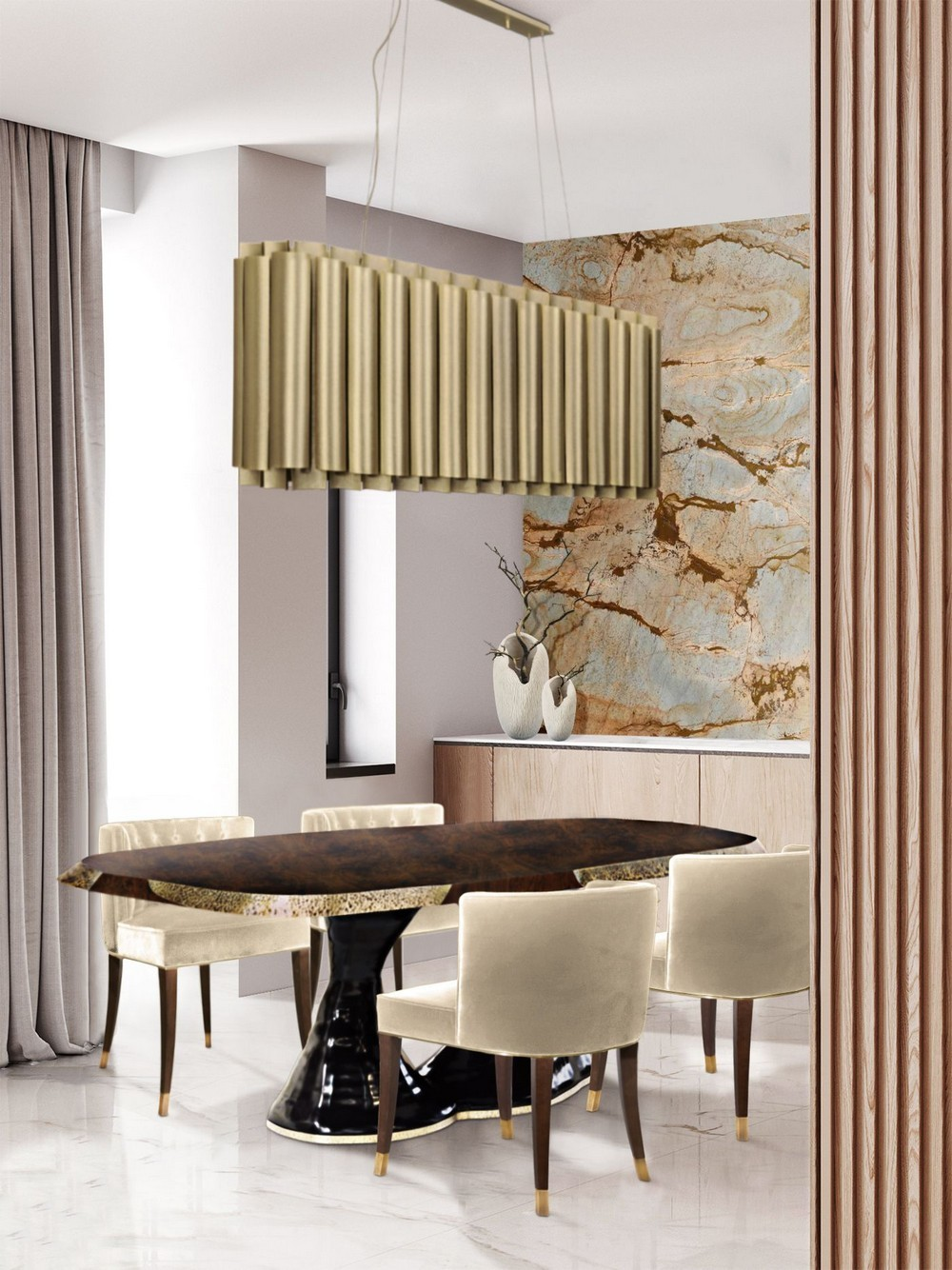 Luxury Dining Chairs To Transform Your Next Dining Room Project dining chairs Luxury Dining Chairs To Transform Your Next Dining Room Project wQPOeGEA