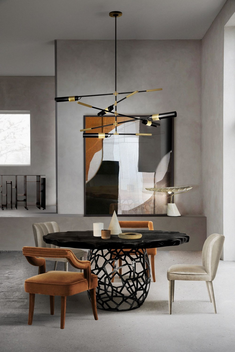 The Perfect Element For Stylish Settings: 10 Dining Tables You'll Love dining tables The Perfect Element For Stylish Settings: 25 Dining Tables You'll Love working with wood modern dining tables 25 Modern Dining Tables With A Luxury Design working with wood