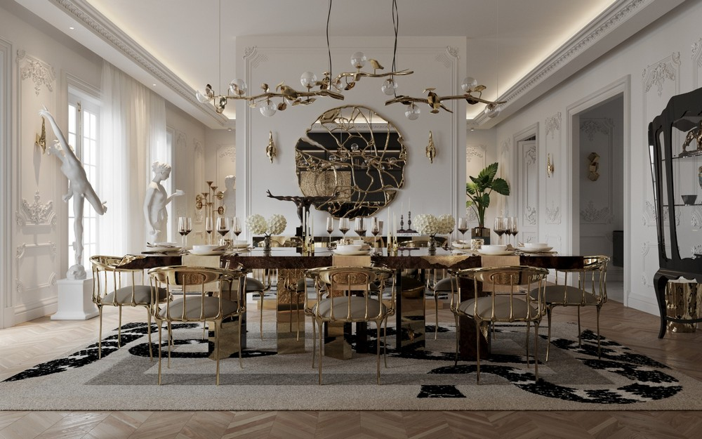 Get The Look Of This Luxury Dining Room Inside A Parisian Penthouse luxury dining room Get The Look Of This Luxury Dining Room Inside A Parisian Penthouse WhatsApp Image 2021 02 08 at 08