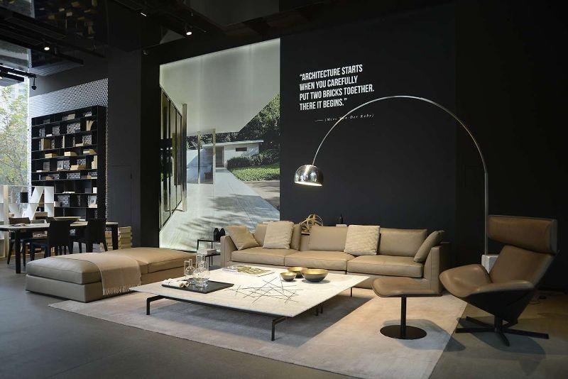 The Best Design Showrooms in Shanghai design showrooms in shanghai The Best Design Showrooms in Shanghai bb italia