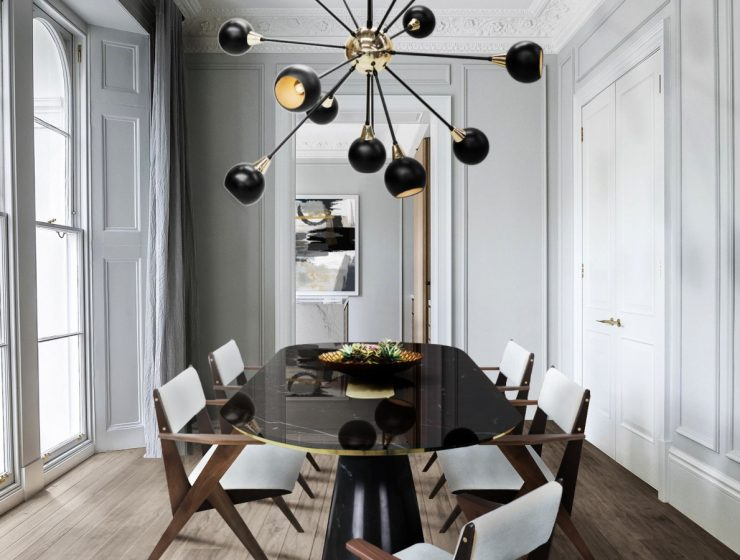 Dining Room Ideas To Set The Course For A Stylish 2021 dining room ideas Dining Room Ideas To Set The Course For A Stylish 2021 feat 68 740x560