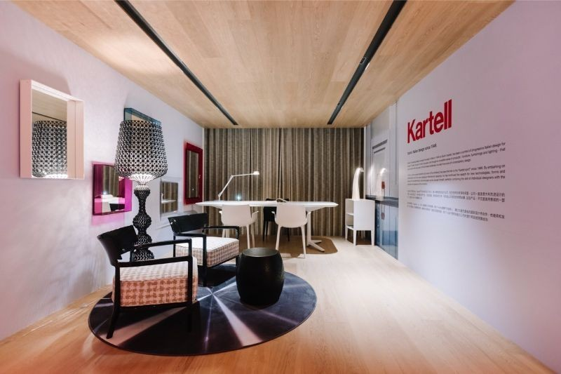 The Best Design Showrooms in Shanghai design showrooms in shanghai The Best Design Showrooms in Shanghai kartell 2