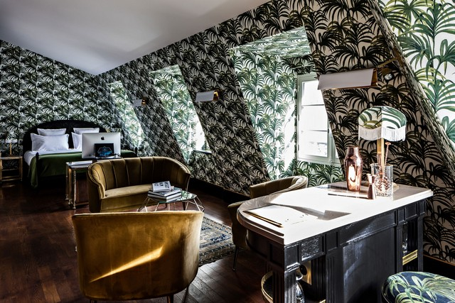 interior design projects in paris The Best Interior Design Projects In Paris (Part II) 1