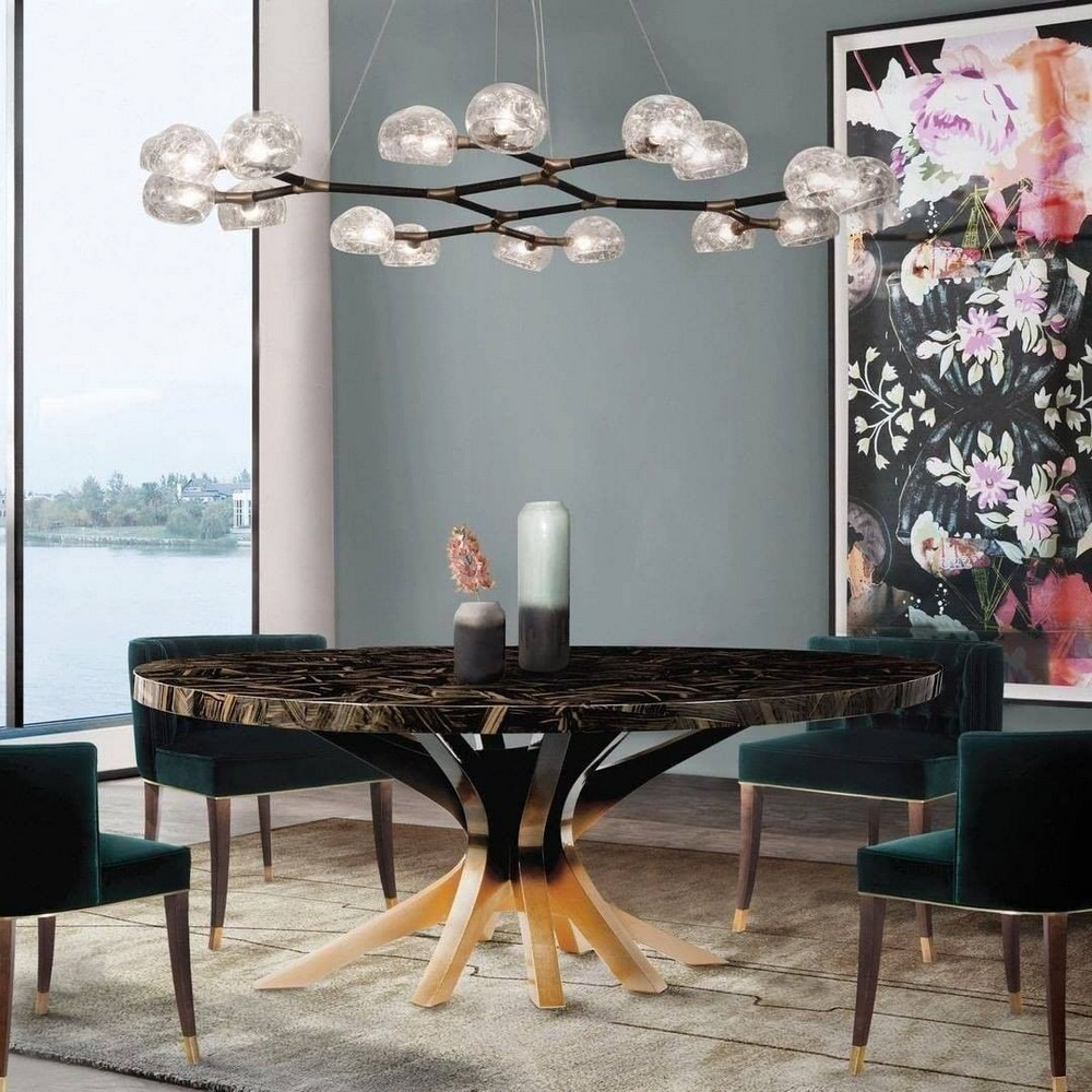 dining room Dining Room Inspiration: The Versatility of Contemporary Modern Design 1